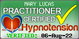 Mary Lucas - Qualified Hypnotension Therapist